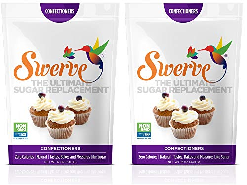 Swerve Sweetener, Confectioners (Pack of -