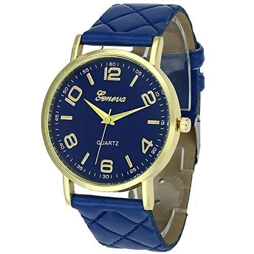Bestow Reloj de Cuarzo Geneva Women Geneva Reloj de Pulsera de Cuarzo Anal¨gico de