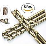 7 16 drill bit - 5 Pcs Pack 7/16