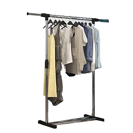LM-Coat rack Perchero pie Perchero, Estante de Secado de ...