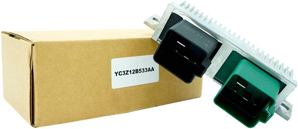 YC3Z-12B533-AA Glow Plug Control Relay Module Switch for 94-10 7.3L 6.0L 6.4L Powerstroke Replacement OEM DY-876 904-282 FSR1828565C1