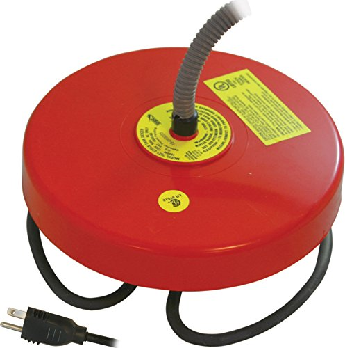 Allied Precision 7521 Floating 1,500-Watt Pond - Koi Heaters Pond
