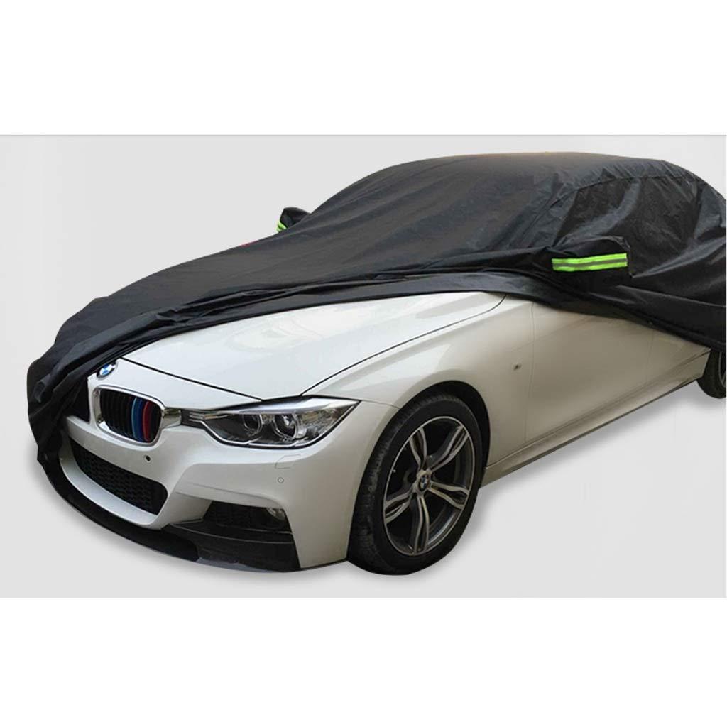 Soleil Vent Housses pour Auto Housse de Voiture Audi A5 poussi/ère UV Int/érieur ext/érieur Imperm/éable Tout Temps Protection Contre la Pluie Taille : Cabriolet