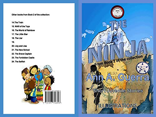 The Ninja: From Book 2 of the collection No. 19 (The ...