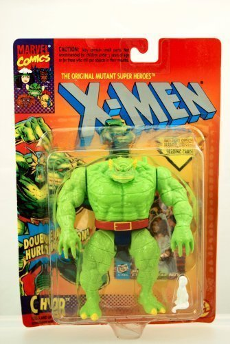 X-men Ch'od Action Figure Chod From Marvel Comics