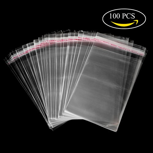 Cellophane And Paper Food Bags - 8