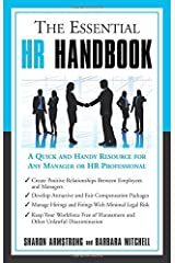 [The Essential HR Handbook: A Quick and Handy Resource for Any Manager or HR Professional] [By: Sharon Armstrong] [August, 2008] Paperback