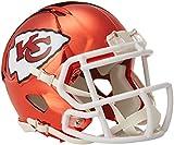 Riddell Chrome Alternate NFL Speed Authentic Mini Helmet Kansas City Chiefs