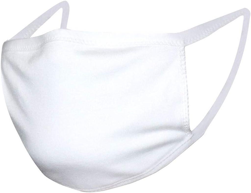 RANTA Niño Niños Color sólido Filtro transpirable Safet Proteger Tipo delgado Máscara de algodón | Mascarillas Desechables | Mascarillas Reutilizables