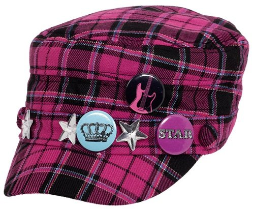 hat deluxe rocker girl