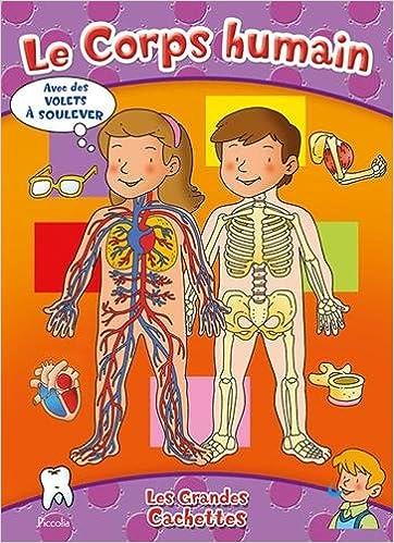En ligne téléchargement gratuit Les grandes cachettes : le corps humain pdf