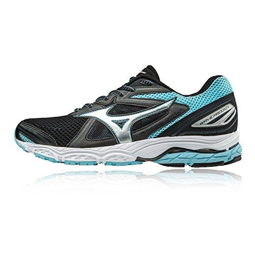 Mizuno Running Wave Women's Prodigy Black Shoes rYr0qpSx