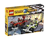 LEGO World Racers Wreckage Road 8898