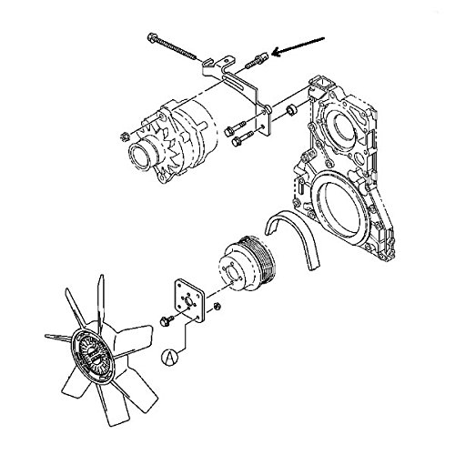 20kw Generac Generator Part Diagram