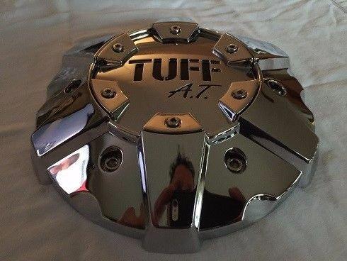 Tuff AT Wheel Center Cap NEW CAP7011-5-150 Chrome Rim Middle