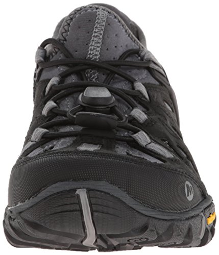 Merrell All Trekking Sieve Out Walking Shoes Women's Black Blaze Low and HOrHxq