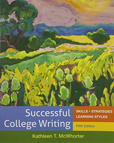 Successful College Writing & CompClass for Successful College Writing (Access Card) & Additional Exercises for S