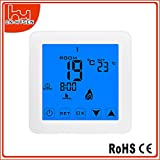 WiFi Thermostat, Programmable Touchscreen Smart Thermostat, Works with Alexa