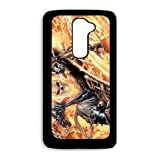 LG G2 D802 Phone Durable Accessory for Ghost Rider