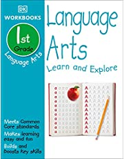 DK Workbooks: Language Arts, First Grade: Learn and Explore