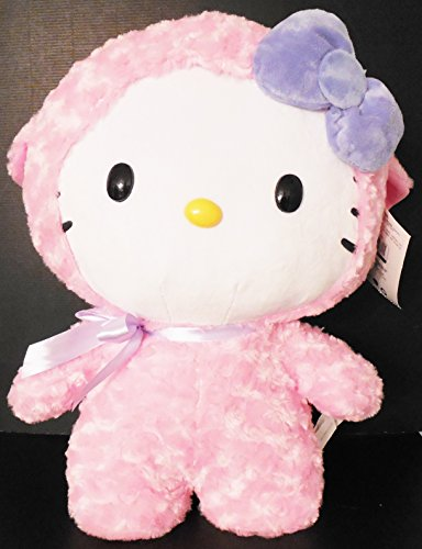 Hello-Kitty-20-Lamb-Pink-Lavender-And-White-Easter-Greeter-Plush