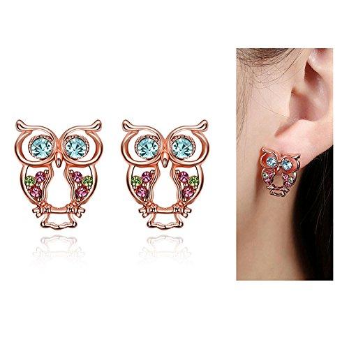 Owl Earrings - 3