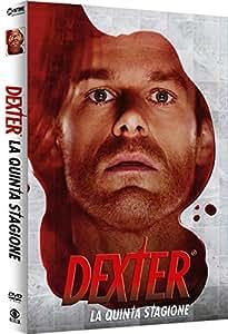 Dexter - Stagione 05 (4 Dvd) [Italia]