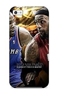 TYHde Cute Tpu DanRobertse Oklahoma City Thunder Basketball Nba Miami Heat Case Cover For ipod Touch4 ending Kimberly Kurzendoerfer