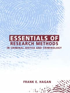 five scientific methods of research inquiry in criminal justice