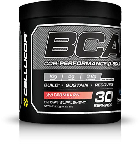 Cellucor, BCAA Supplement, Watermelon, 30 Servings