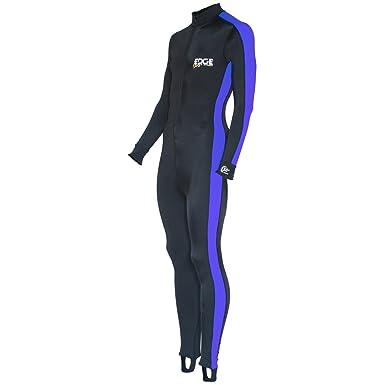Amazon.com: Edge Deporte Lycra Body Traje de piel de buceo ...