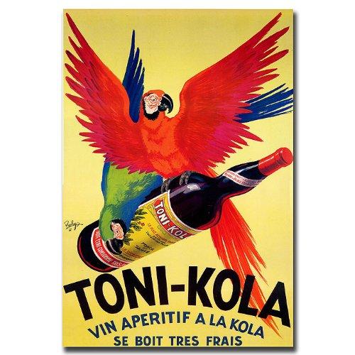 Toni Kola by Robert Wolff-Gallery Wrapped 35x47 Canvas -