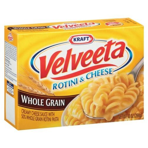 Velveeta Rotini & Cheese 10 OZ (Pack of 24)