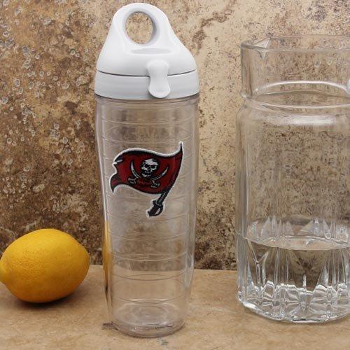 NFL Tervis Tumbler Tampa Bay Buccaneers 24oz. Team Logo Water Bottle by Tervis Tumbler
