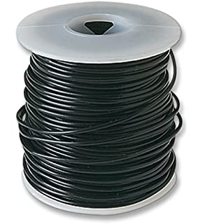 Seoh copper wire bare 18 swg 4oz 048 or 122mm diameter science frey scientific 581148 solid conductor pvc coated hookup wire 22 gauge 100 length keyboard keysfo Images