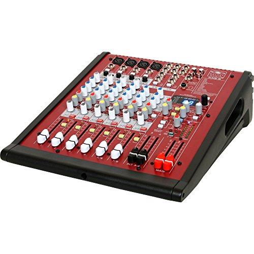 xlr out mixer - 5