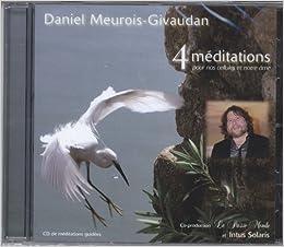 4 méditations pour nos cellules et notre âme (livre audio)