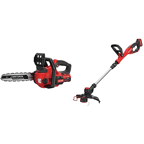 CRAFTSMAN CMCCS620M1 V20 12 Cordless Compact Chainsaw
