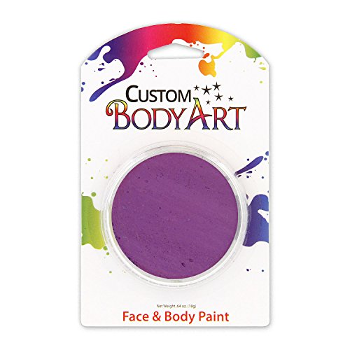 Custom Body Art Single Colors