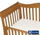 Zip and Block Anti-Allergen Crib Mattress Encasement Model: Q6025/TRU (Newborn, Child, Infant)