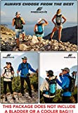 Hiking Daypack Backpack With Detachable Phone