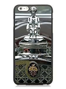 "Hot Sale iPhone 6 TPU Case ,Unique And Beautiful Designed iPhone 6 4.7"" Inch TPU Case With 1930 Packard 745 Roadster Black Phone Case"