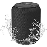 Bluetooth speakers 5.0, Tronsmart T6 Mini 15W Ultra Portable Outdoor Speaker with 24 Hrs Playtime, 360° TWS Stereo Sound…