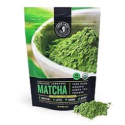 Jade Leaf - Organic Japanese Matcha Gree...