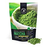 Jade Leaf - Organic Japanese Matcha Green Tea Powder, Classic Culinary Grade (for Blending & Baking) – [100g Value Size]