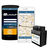 Software : Linxup LPAAS1P1 OBD Vehicle Tracker with Month of Service, Car Tracker, Car GPS Device for Vehicle Tracking, Driving Alerts, Vehicle Maintenance