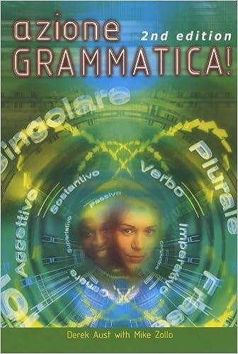 Book Azione Grammatica!, 2nd edn (Action Grammar A Level Series)