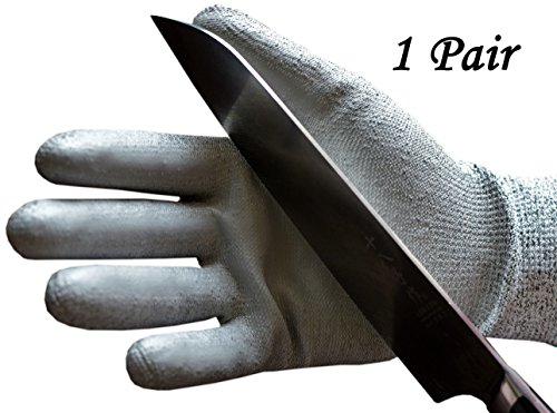 Metal Gloves - 9