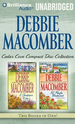 Cedar Cove Collection (Debbie Macomber Cedar Cove CD Collection 3: 8 Sandpiper Way, 92 Pacific Boulevard (Cedar Cove Series) by Debbie Macomber (2011-08-29))