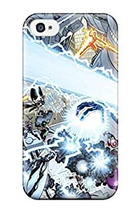 Hot Fashion IvdmXuq10579WICoS Design Case Cover For Iphone 4/4s Protective Case (galactus)
